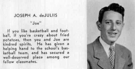 1947, Joe diJulius