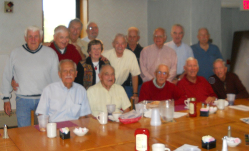 WHS luncheon , 1952 grads plus other yrs. too