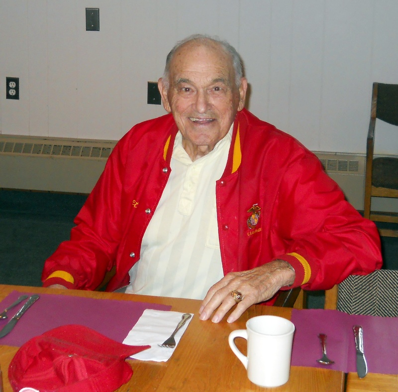 Pete Grandell, 92 yrs. old...Looks Good