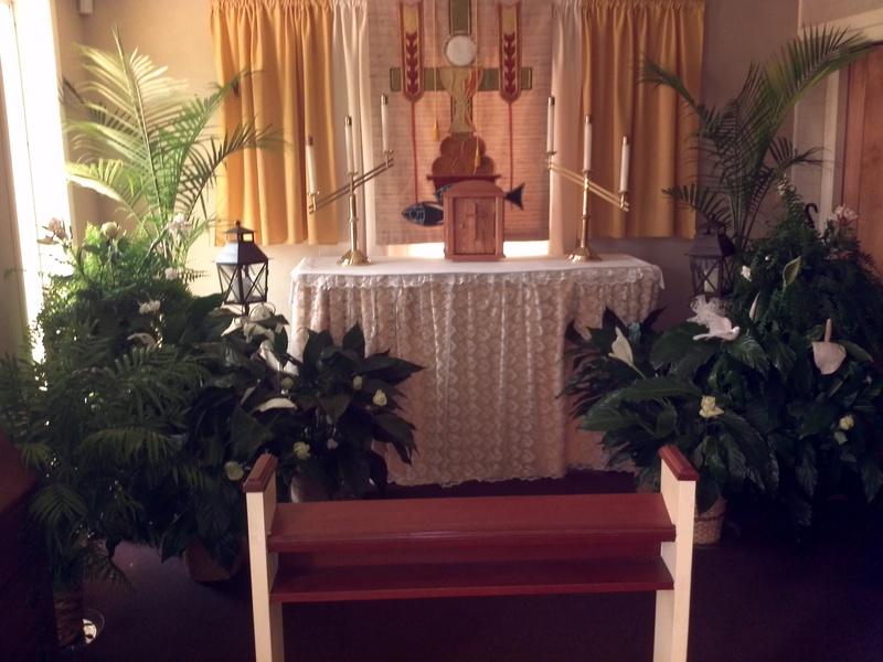 Altar of Repose 2012