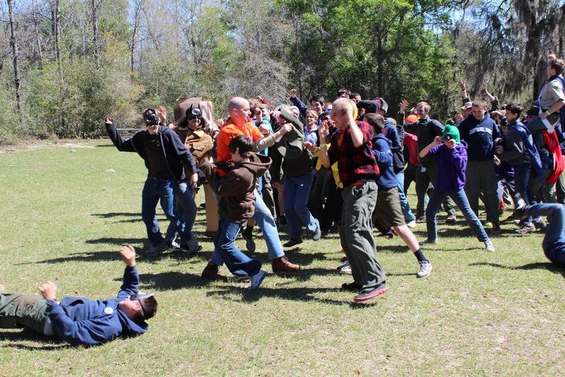 Boy Scout Harlem Shake