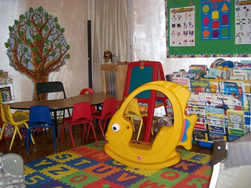 Classroom Area #2