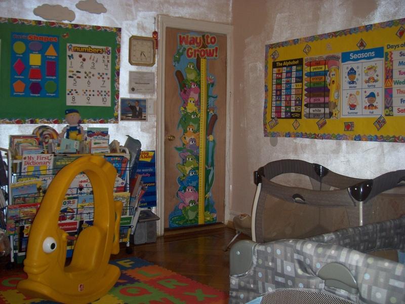 Classroom Area #6