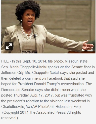 Missouri governor calls for expulsion of Dem senator who urged Trump assassination 05-27-6998* 04