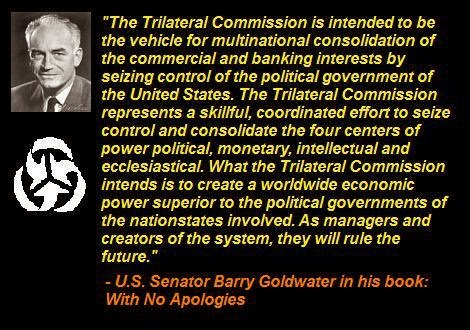 how the trilateral commission manipulates and controls the political power of world affairs How the trilateral commission superseded control of the us economic and political power is being globalist group in the world, the trilateral commission.