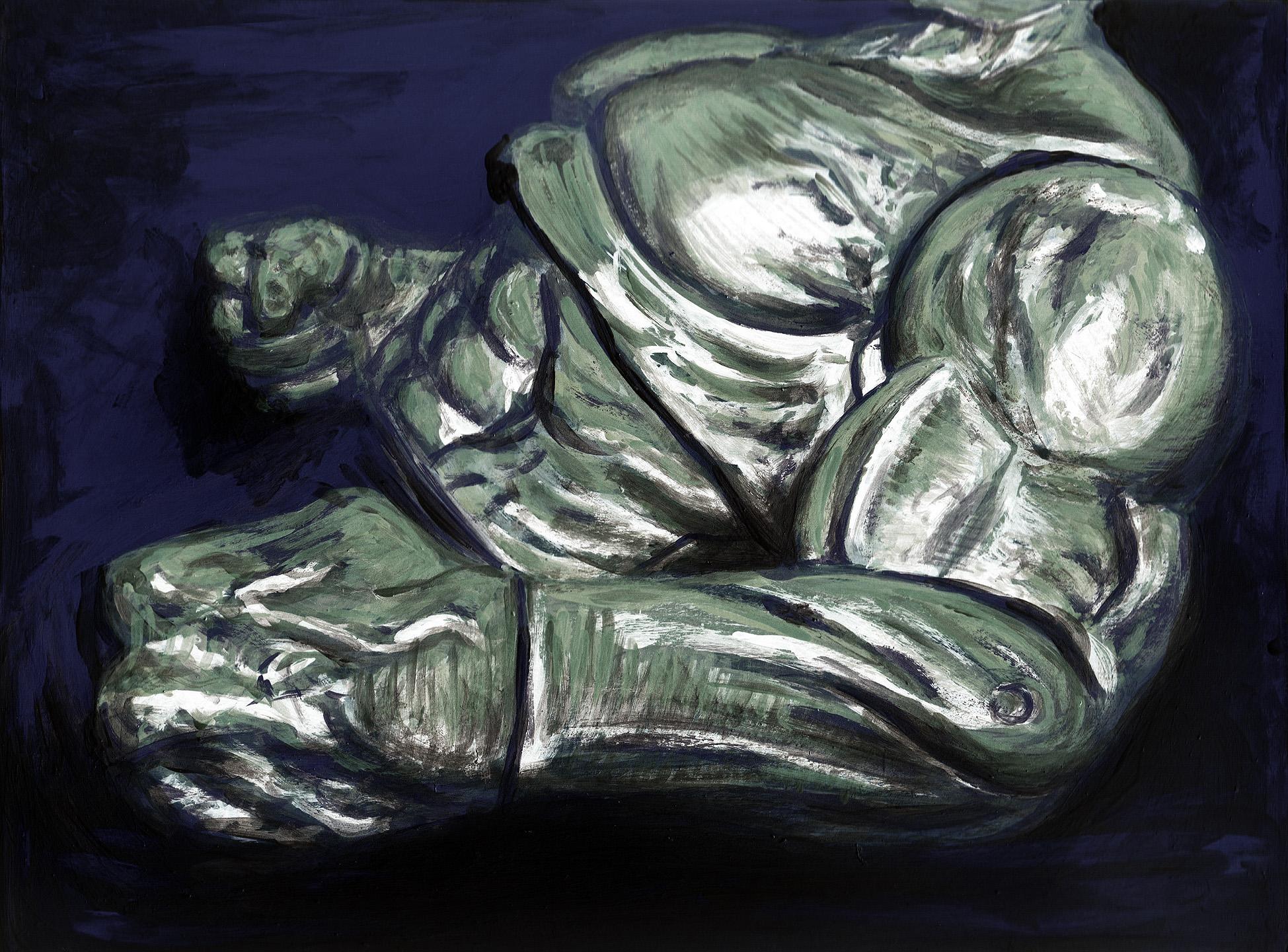 Hulk Figure