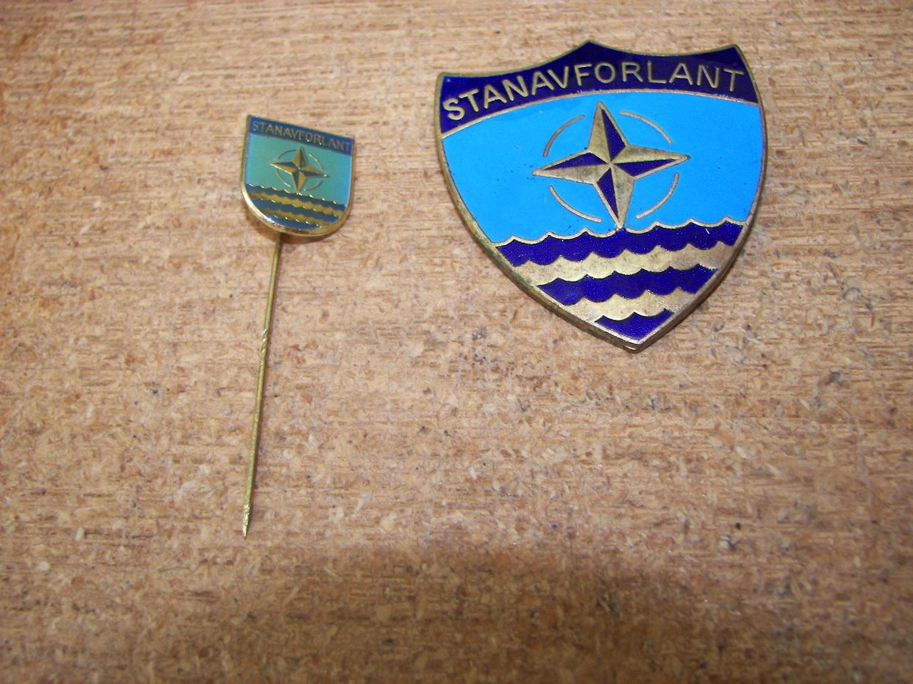 Nato Pins