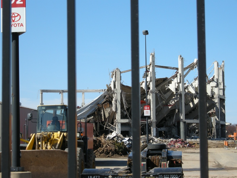 Spectrum Demolition Part 2