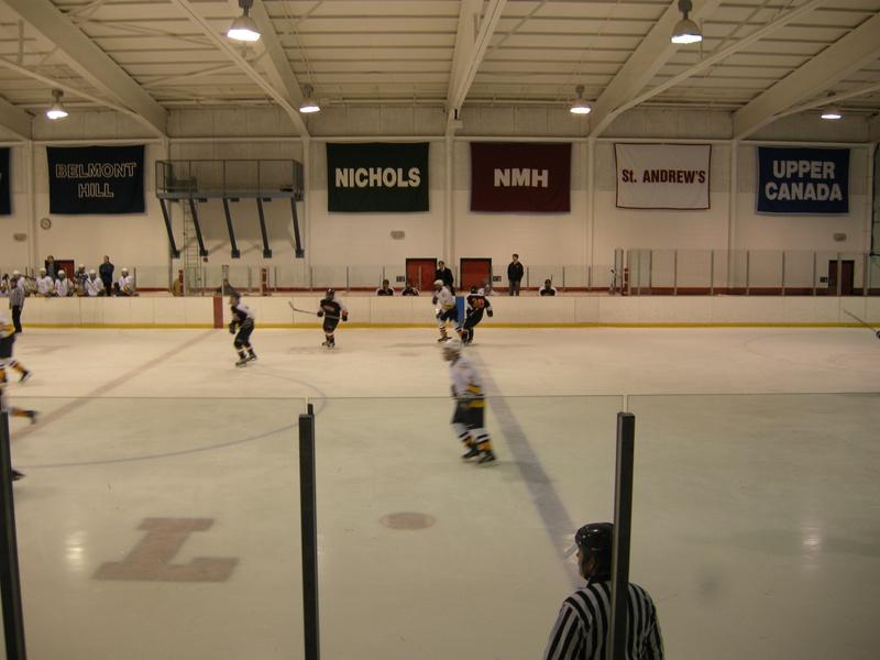 Loucks Ice Center