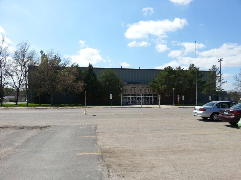 John E. Carlson Coliseum