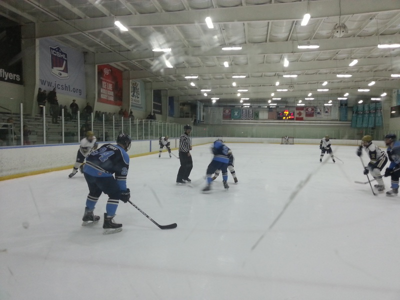 Ice Line Quad Rinks