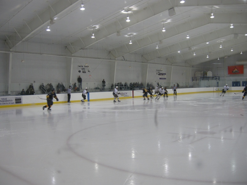 Steel Ice Center
