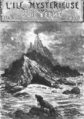 The Mysterious Island 1875