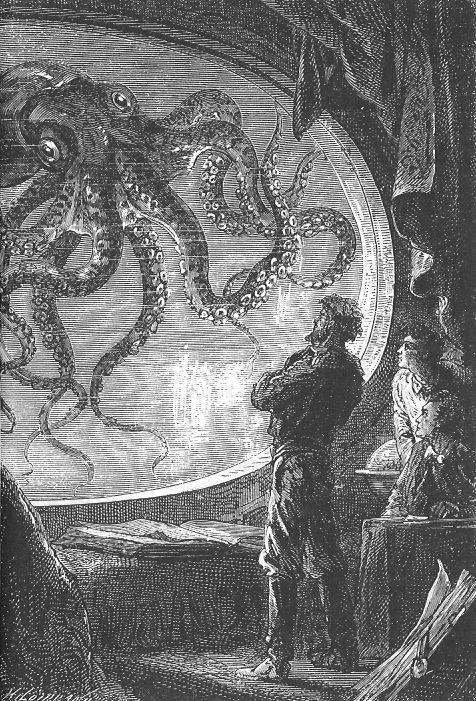 Twenty Thousand Leagues Under the Sea 1870