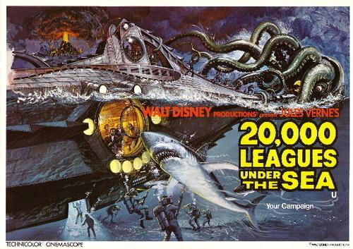 20,000 Leagues Under the Sea (Richard Fleischer, 1954)