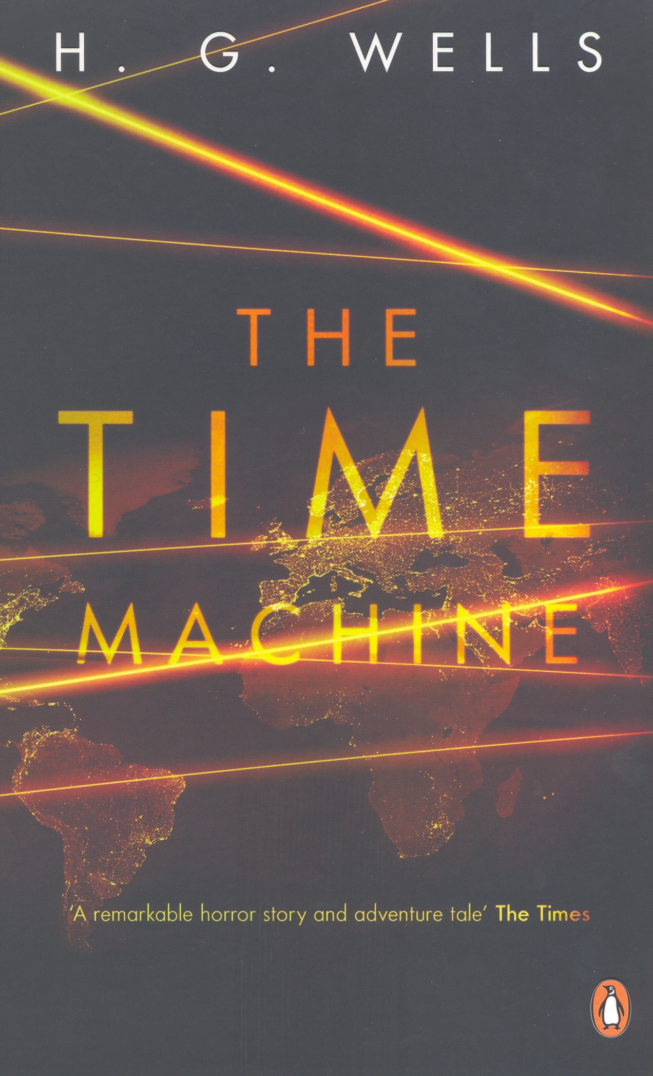 The Time Machine by H.G.Wells (1895)