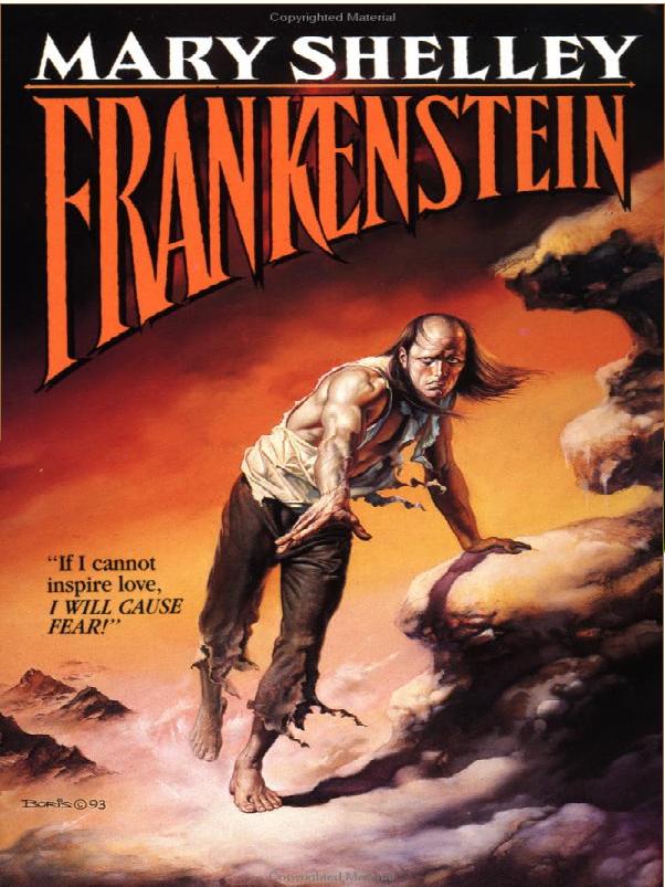 Frankenstein 1819