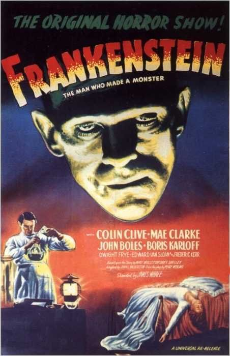 Frankenstein (James Whale, 1931)