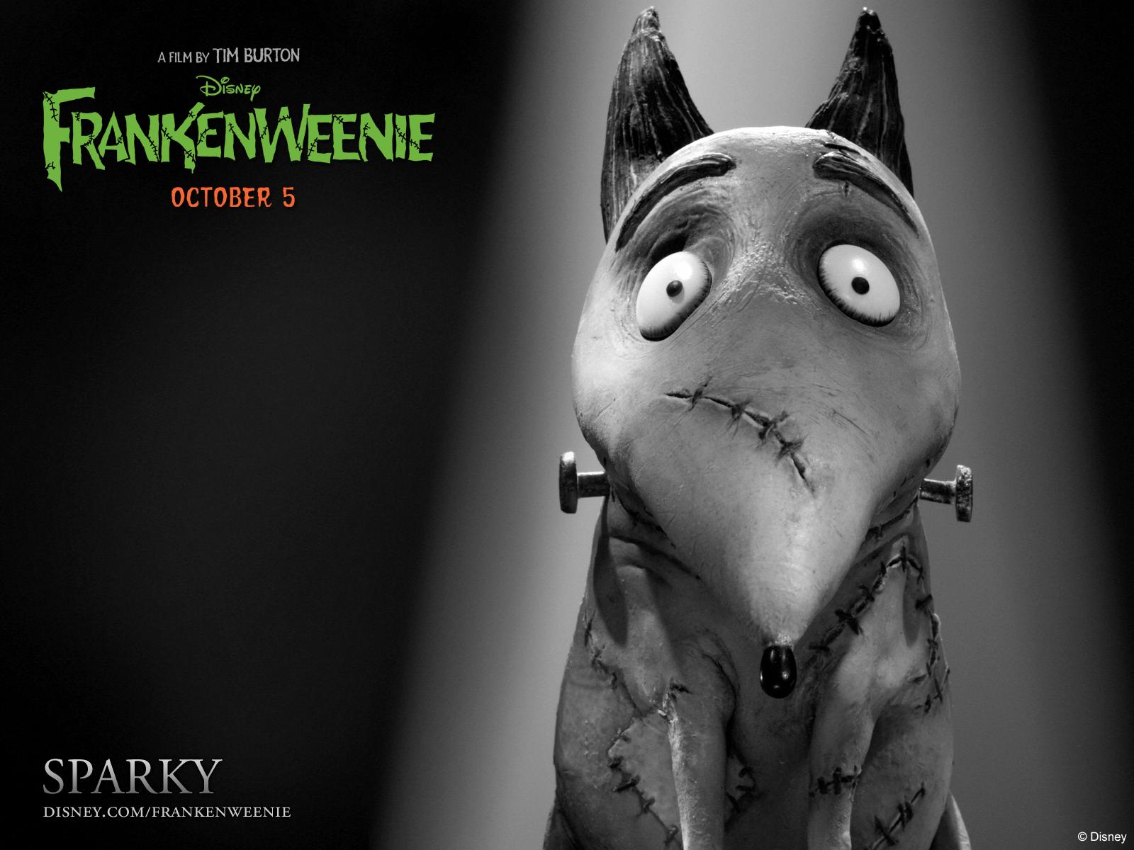 Frankenweenie (Tim Burton, 2012),