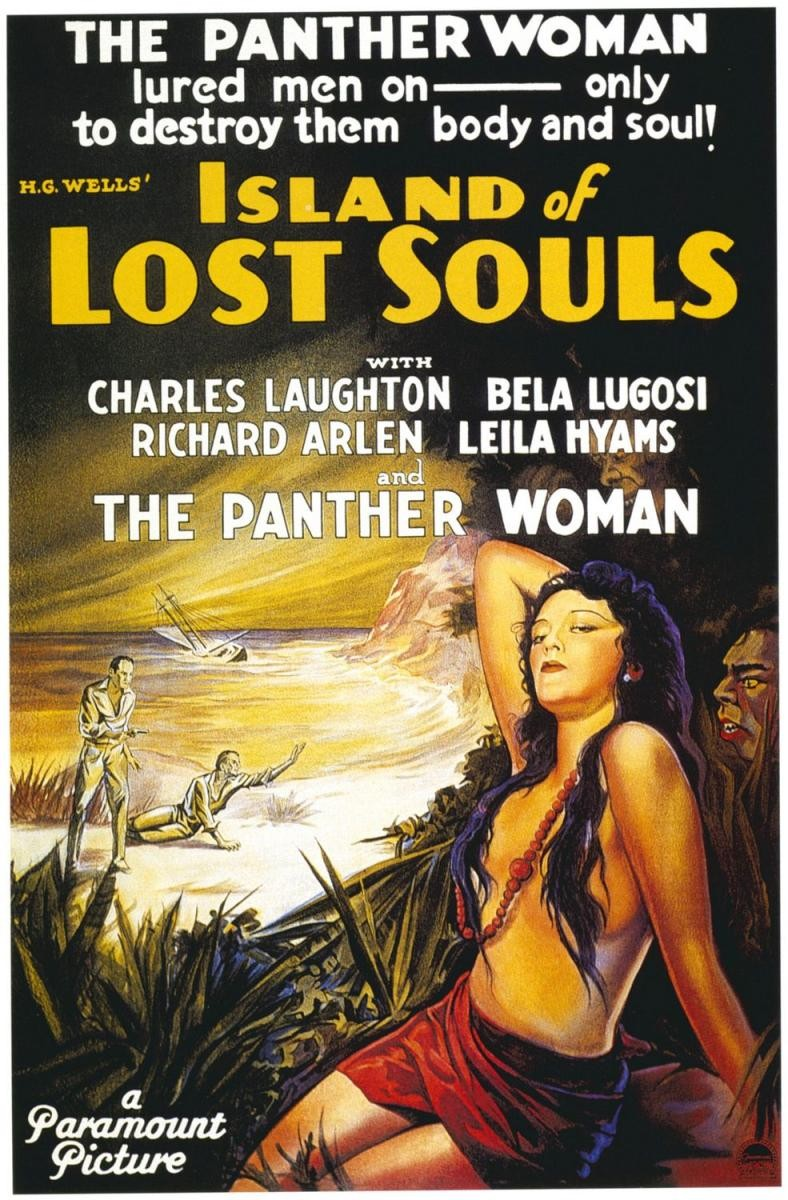 The Island of Lost Souls (Erle C. Kenton, 1932)