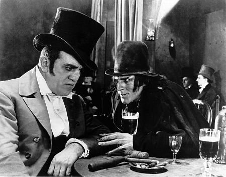 Dr. Jekyll and Mr. Hyde (John S. Robertson, 1920)