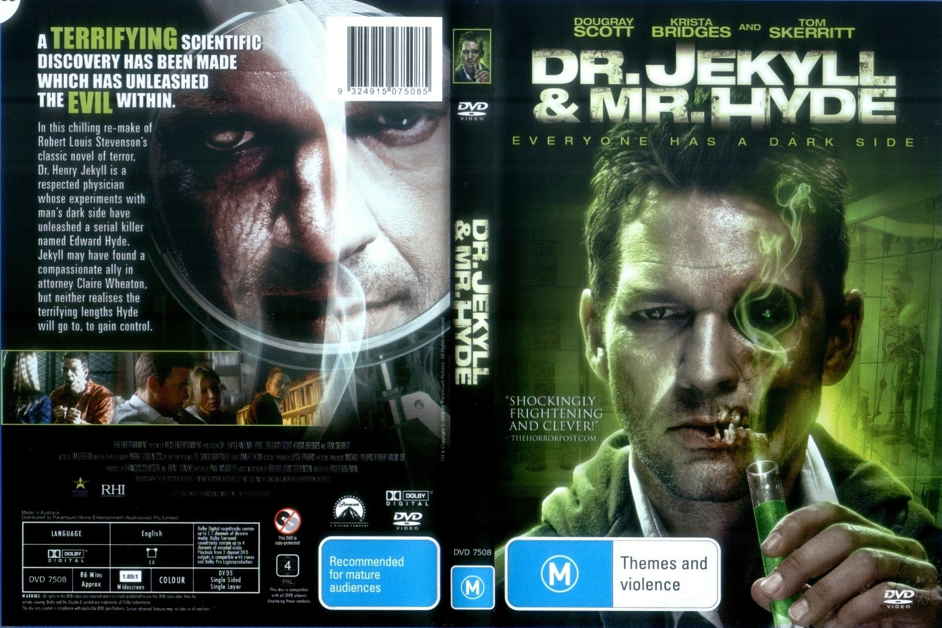Dr. Jekyll and Mr. Hyde (Paolo Barzman, 2008)