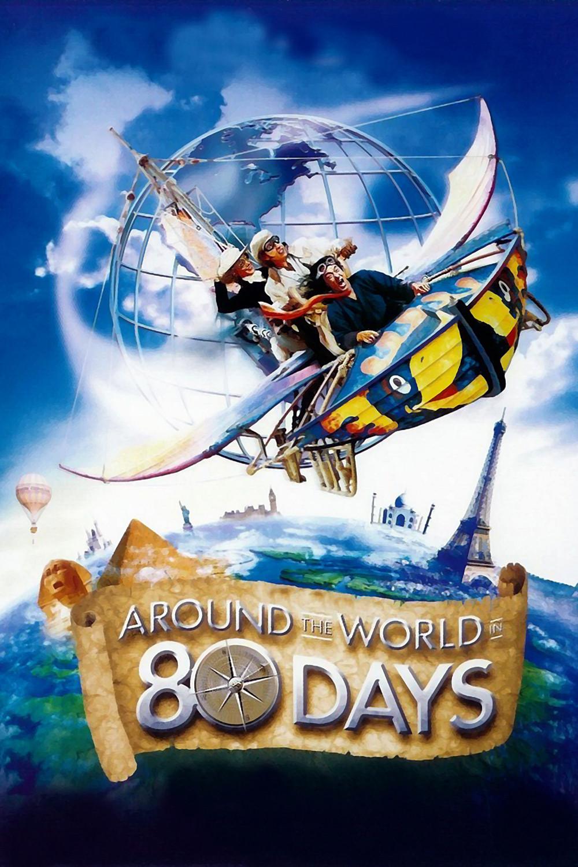 Around the World in 80 Days (Frank Coraci, 2004)