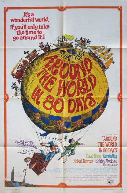 Around the World in 80 Days (Michael Anderson, 1956)