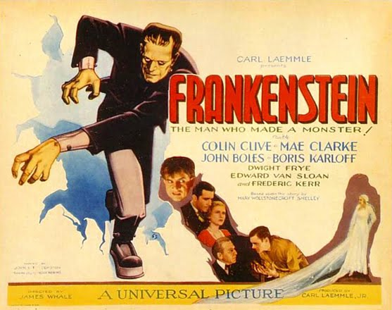 Frankenstein (James Whale,1931)