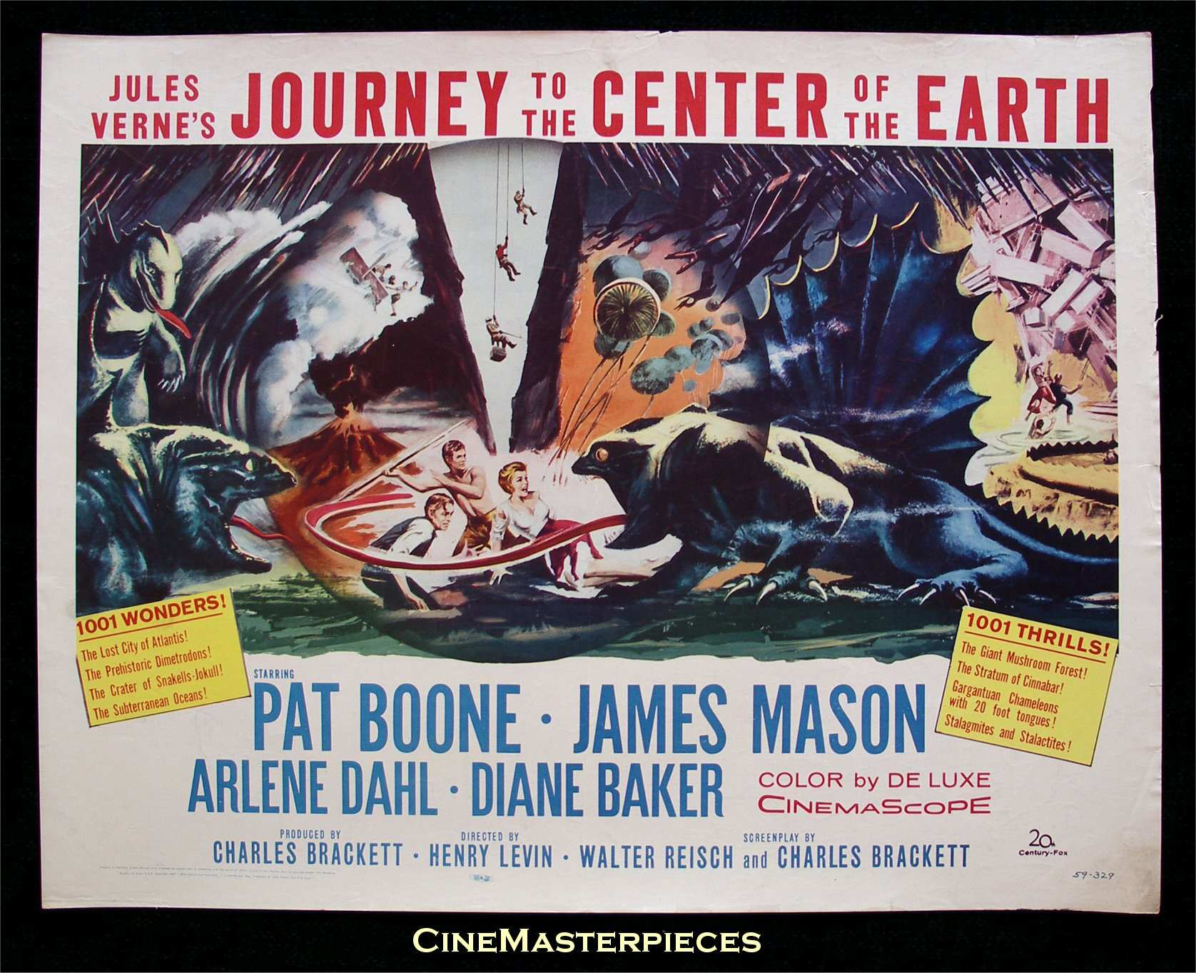 Journey to the Center of the Earth (Henry Levin,1959)