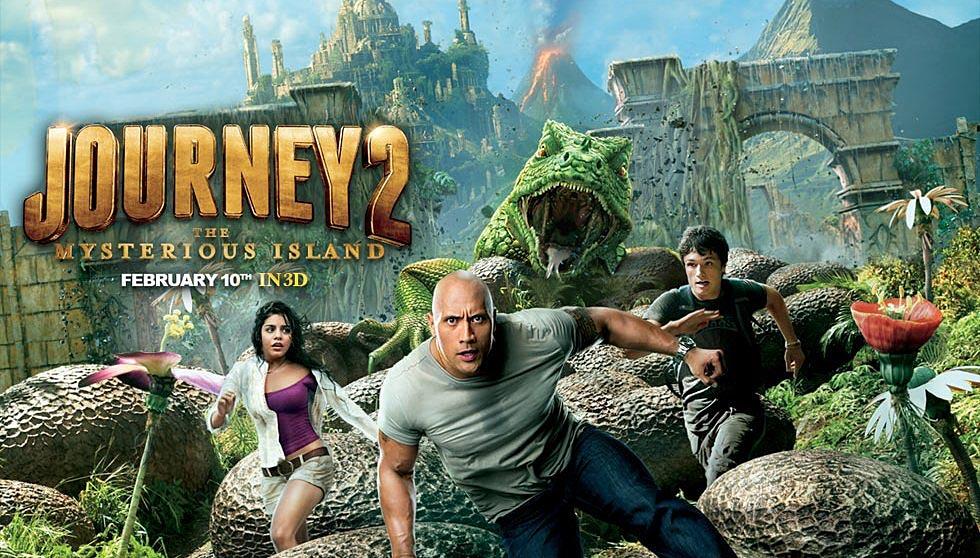 Journey 2: the Mysterious Island (Brad Peyton, 2012)