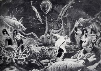Twenty Thousand Leagues Under the Sea (Georges Melies,1907)