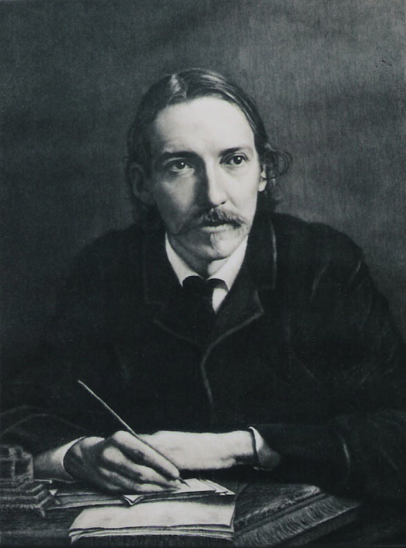 Robert Louis Stevenson (1850-1894)