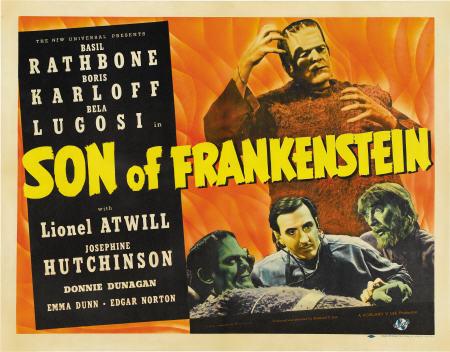 Son of Frankenstein (Rowland V. Lee, 1939)