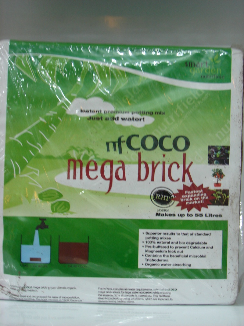 Coco Mega Brick