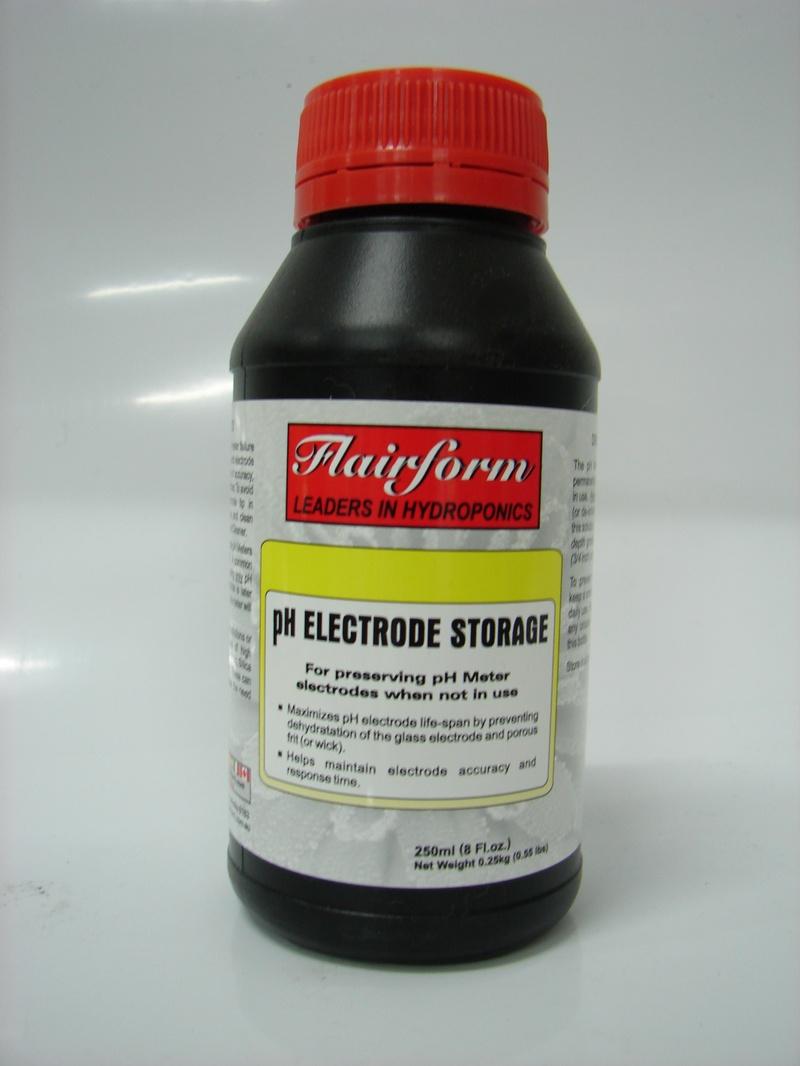 Ph Electrode Storage Flairform